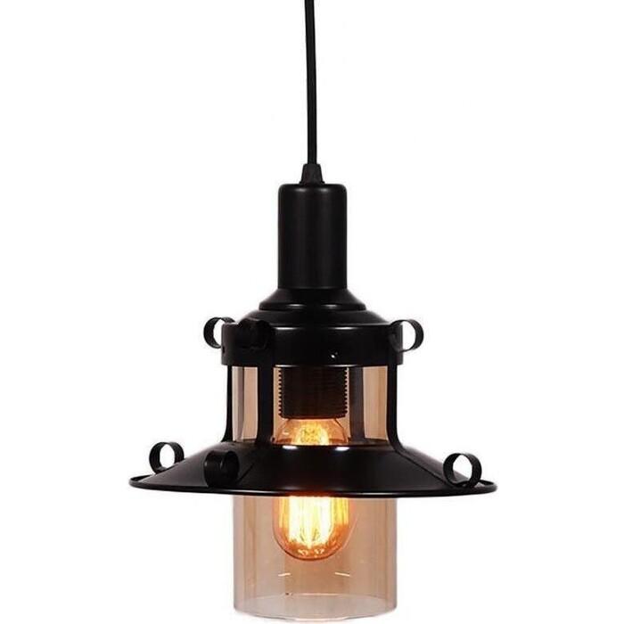 Светильник Lumina Deco Подвесной Capri LDP 11328-1 BK