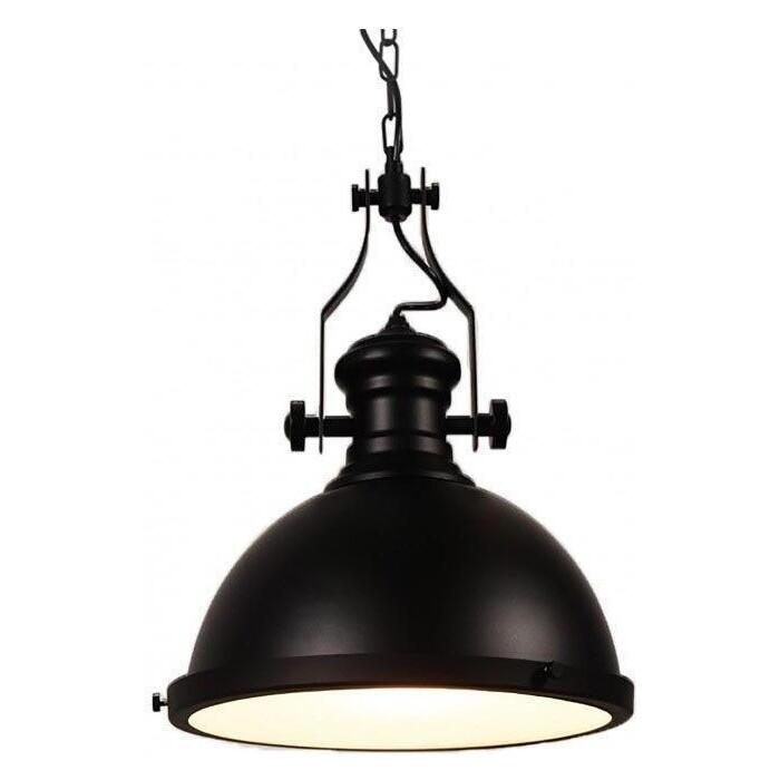 Светильник Lumina Deco Подвесной Eligio LDP 6863-3 BK+WT