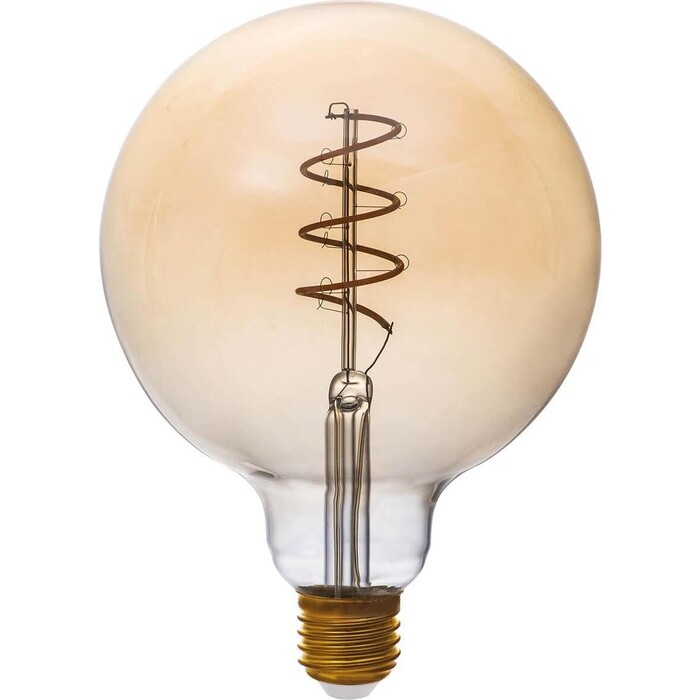 Лампа Thomson светодиодная филаментная E27 5W 1800K шар прозрачная TH-B2183