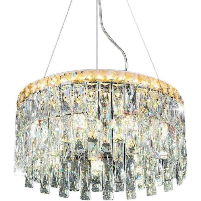 Люстра Lumina Deco Подвесная Adelfia DDP 9883-80D