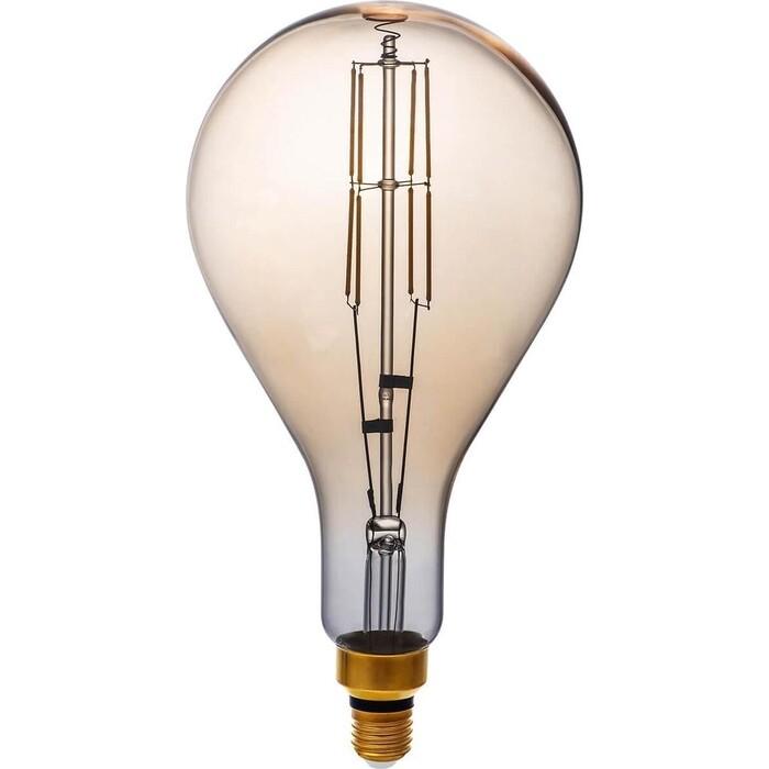 Лампа Thomson светодиодная филаментная E27 8W 1800K груша прозрачная TH-B2171