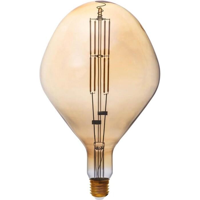 Лампа Thomson светодиодная филаментная E27 8W 1800K груша прозрачная TH-B2178