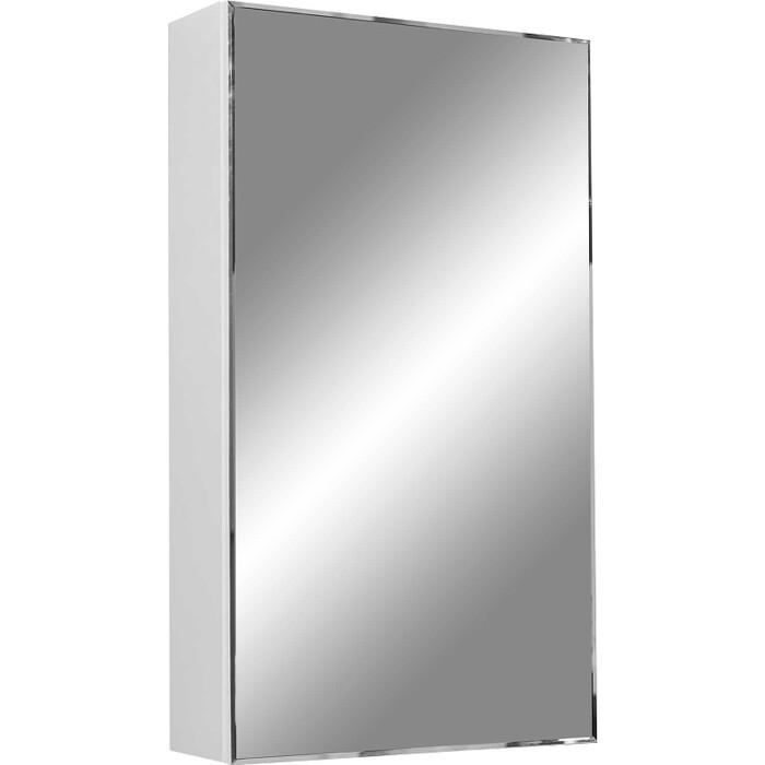 Зеркальный шкаф Stella Polar Альда 40 белый (SP-00000221)