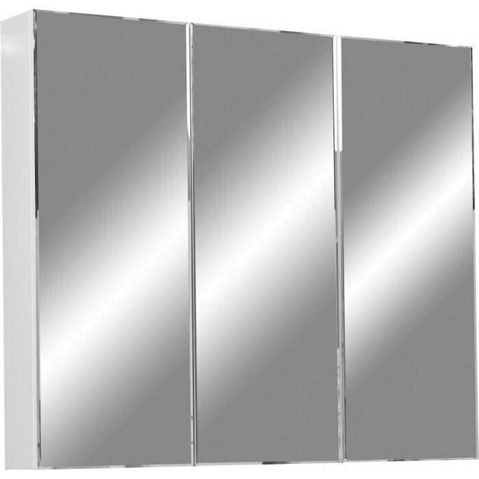 Зеркальный шкаф Stella Polar Парма 75 белый (SP-00000061)