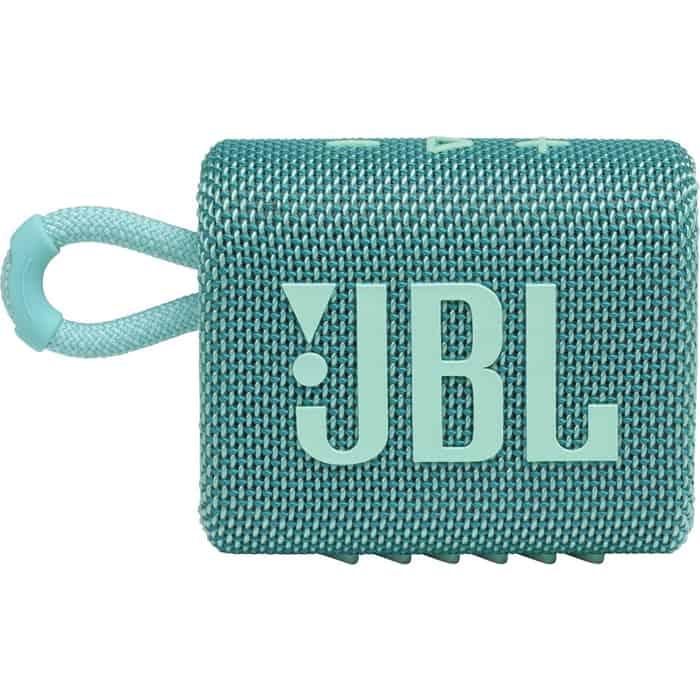 Портативная колонка JBL GO 3 (JBLGO3TEAL) teal