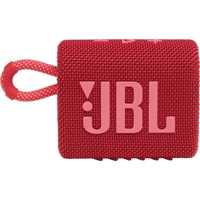 Портативная колонка JBL GO 3 (JBLGO3RED) red