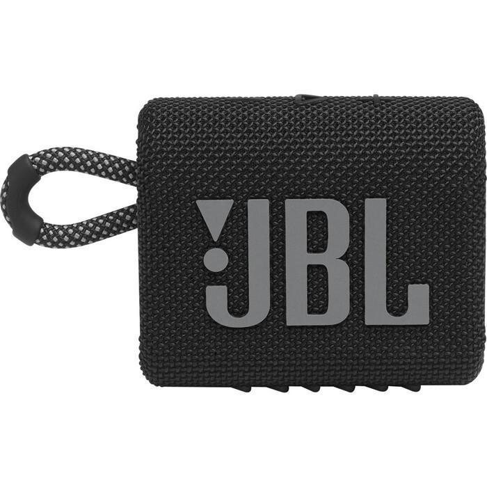 Портативная колонка JBL GO 3 (JBLGO3BLK) black