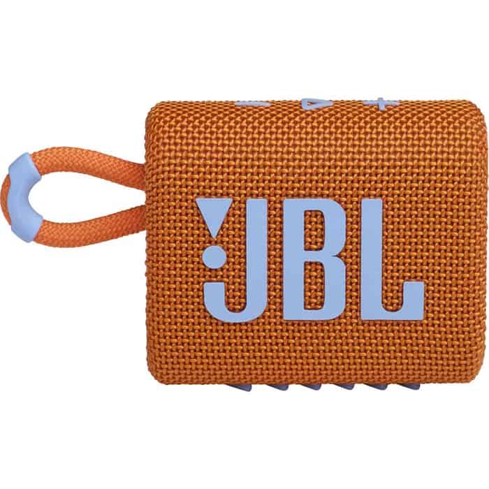Портативная колонка JBL GO 3 orange