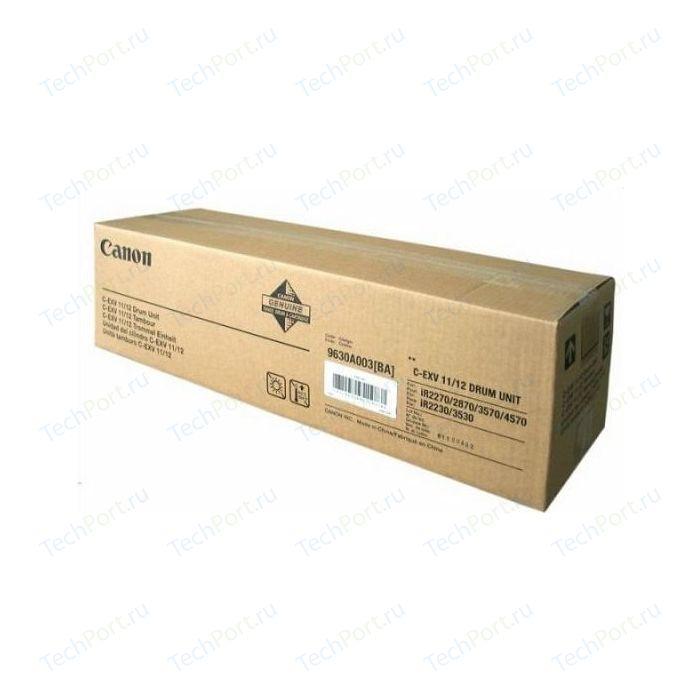 Фотобарабан Canon Фотобарабан C-EXV 11 (9630A003BA) фотобарабан canon c exv 16 17 yellow 0255b002aa 000