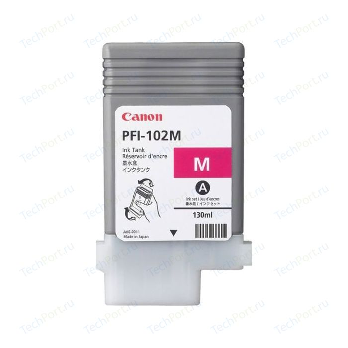 Картридж Canon PFI-102M magenta (0897B001)