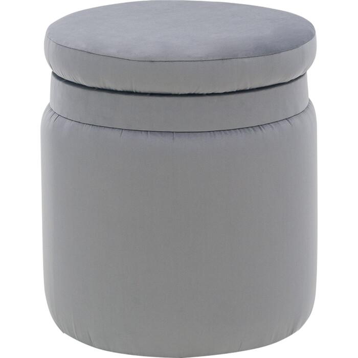 Фото - Пуф Leset HD-08 V32 велюр серый пуф leset hd 08 v23 велюр молочный шоколад