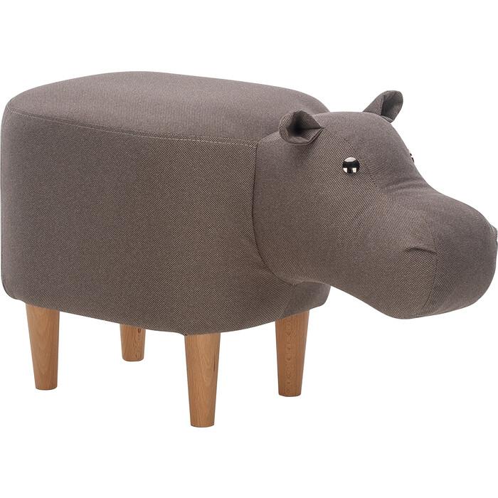 Пуф Leset Hippo Combi ткань Milos 16
