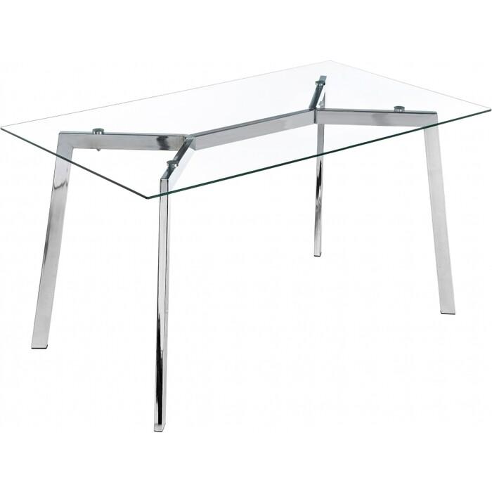 Стеклянный стол Woodville Modern 140