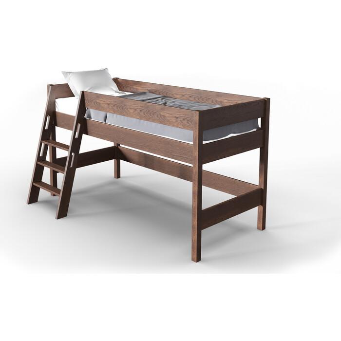 Кровать Anderson Линда орех 80x190
