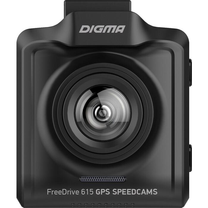 Видеорегистратор Digma Digma FreeDrive 615 GPS Speedcams
