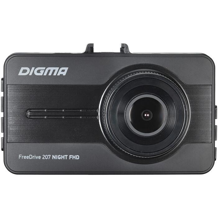 Видеорегистратор Digma Digma FreeDrive 207 Night FHD