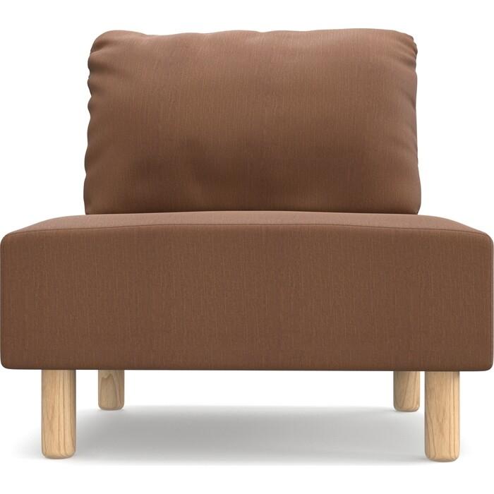 Anderson Кресло Свельд Орто коричневая рогожка