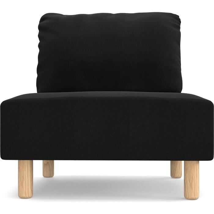Anderson Кресло Свельд Орто черная рогожка
