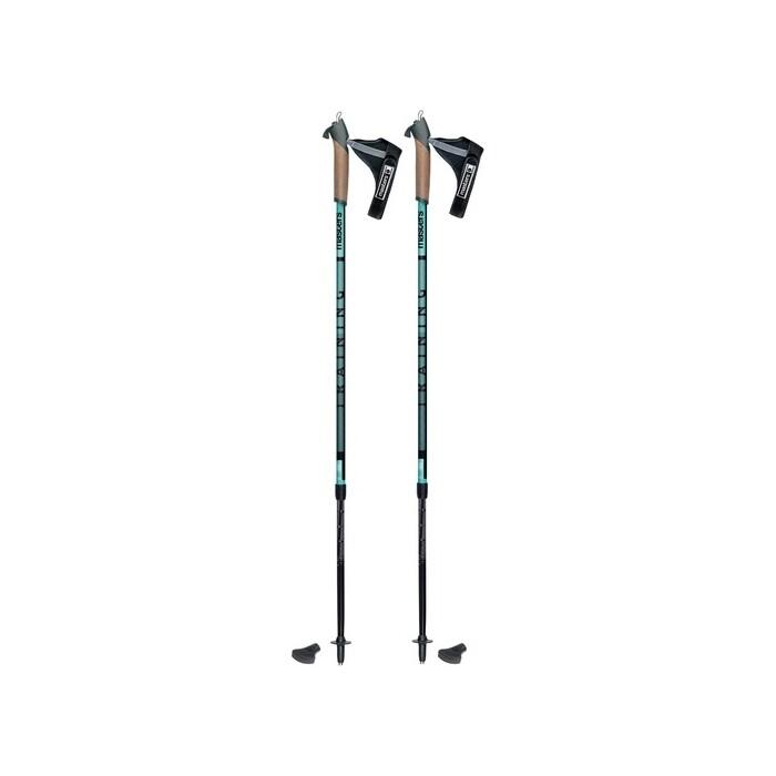 Телескопические палки MASTERS для скандинавской ходьбы TRAINING