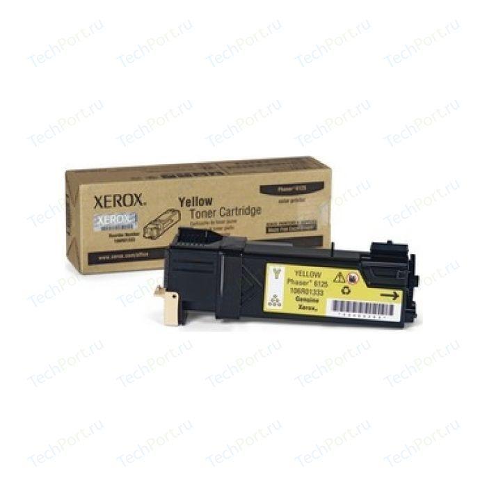 Картридж Xerox yellow (106R01337)