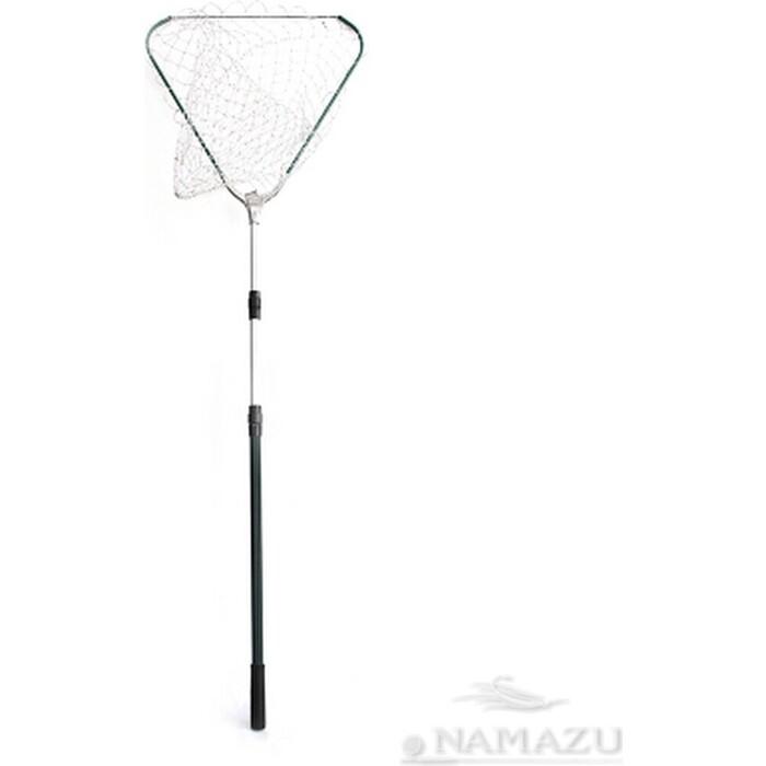 Подсачек складной Namazu L- 180 см, треугольный обод 70 см, нейлон