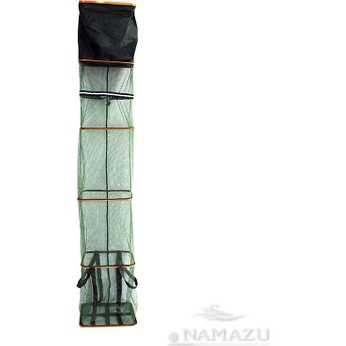 Садок Namazu SP, d - 40 см, L - 200 см, квадратный, в чехле