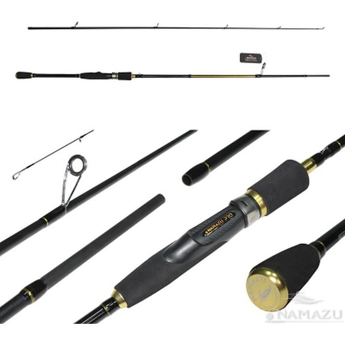 Спиннинг Namazu Pro Catch-Jack-X IM8, 2,1 м, тест 7-35 г