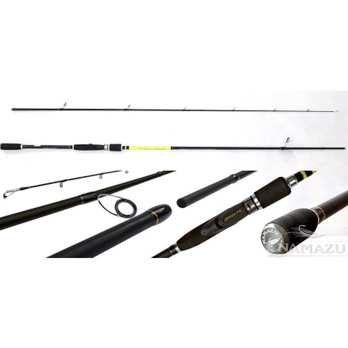 Спиннинг Namazu Pro Catch-Jack-X IM8, 2,7 м, тест 5-25 г