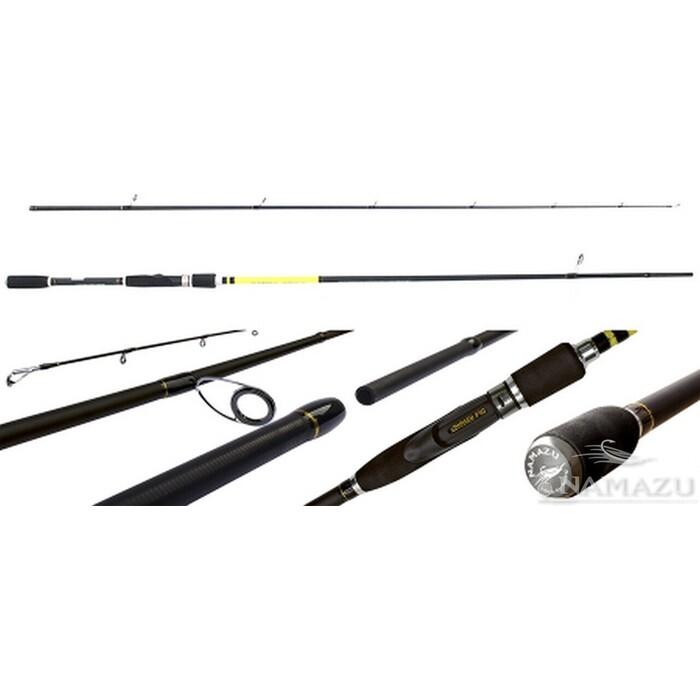 Спиннинг Namazu Pro Catch-Jack-X IM8, 2,7 м, тест 7-35 г