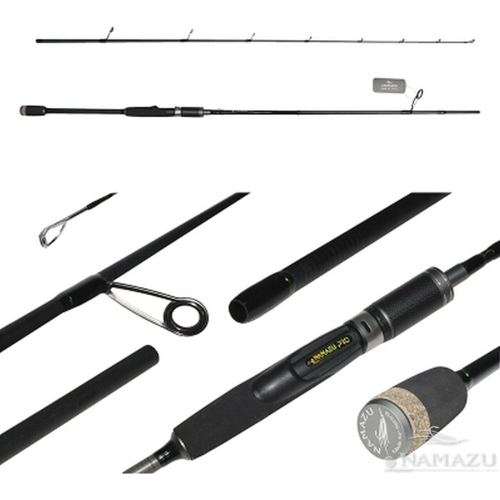 Спиннинг Namazu Pro SupaPull-Jack II IM9, 2,1 м, тест 7-35 г