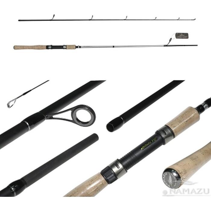 Спиннинг Namazu Pro Winne-Jack IM7, 2,1 м, тест 5-25 г