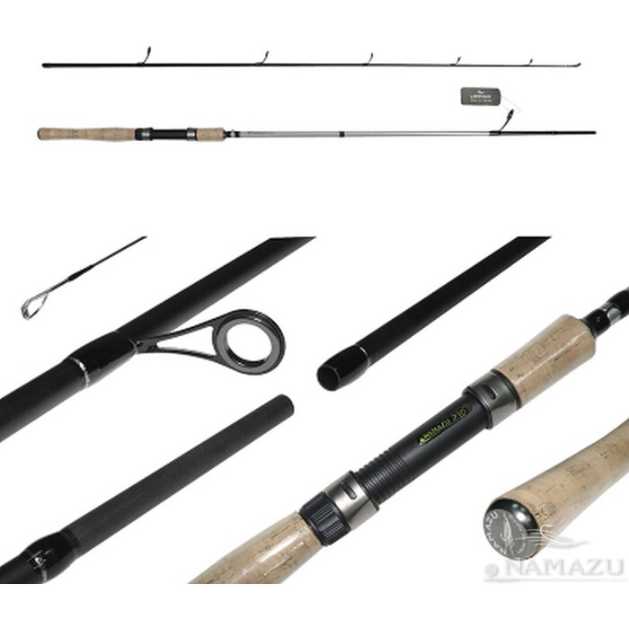 Спиннинг Namazu Pro Winne-Jack IM7, 2,1 м, тест 7-35 г