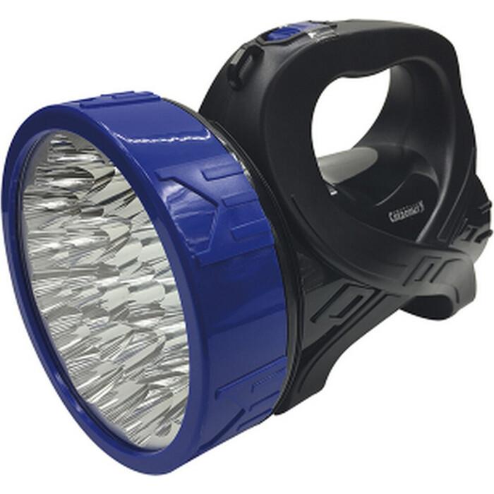 Фонарь Сибирский Следопыт Сота, 25 LED + 12 LED, аккум. 220В