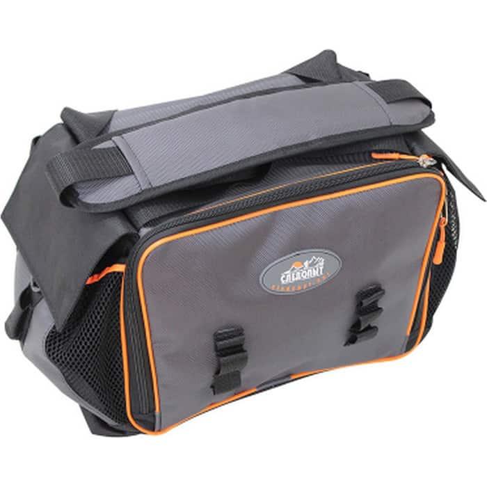 Следопыт Lure Bag L, 40х25х21 см, цв. серый + 5 коробок Luno 20