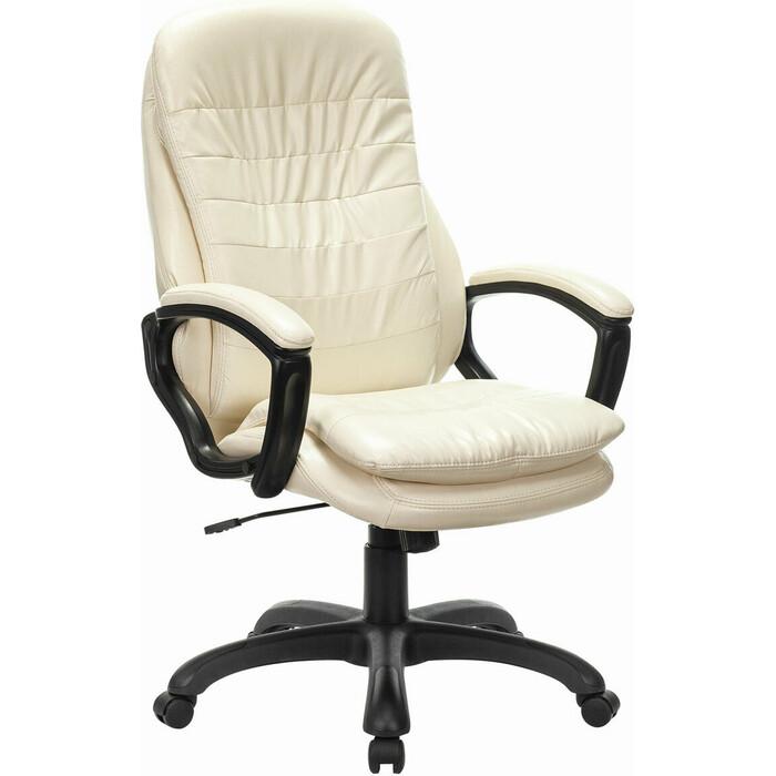 Кресло офисное Brabix Premium Omega EX-589 экокожа бежевое 532095