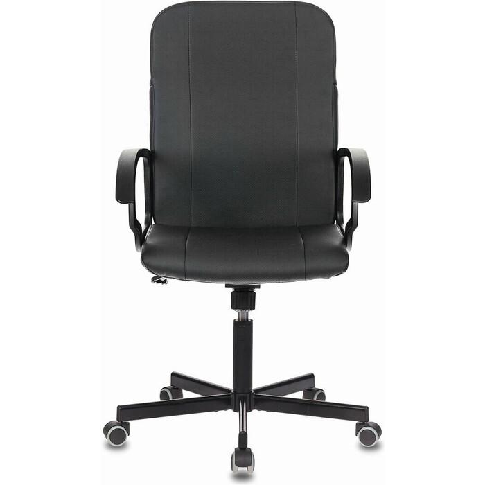 Кресло офисное Brabix Simple EX-521 экокожа черное 532103