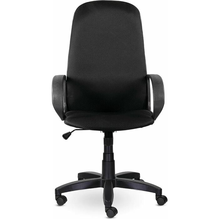 Кресло офисное Brabix Praktik EX-279 ткань JP/ кожзам черное 532019