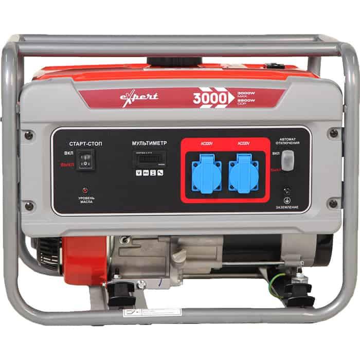 Генератор бензиновый Expert 3000