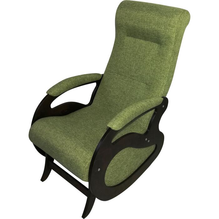Кресло-качалка ТД Сириус Маятник темный орех бинго 7