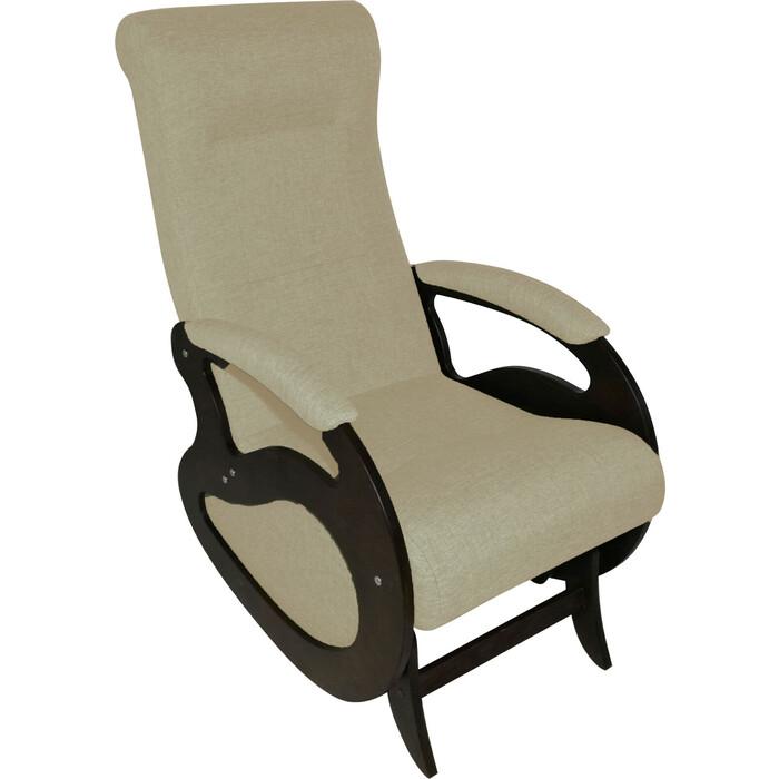 Кресло-качалка ТД Сириус Маятник темный орех бинго 31