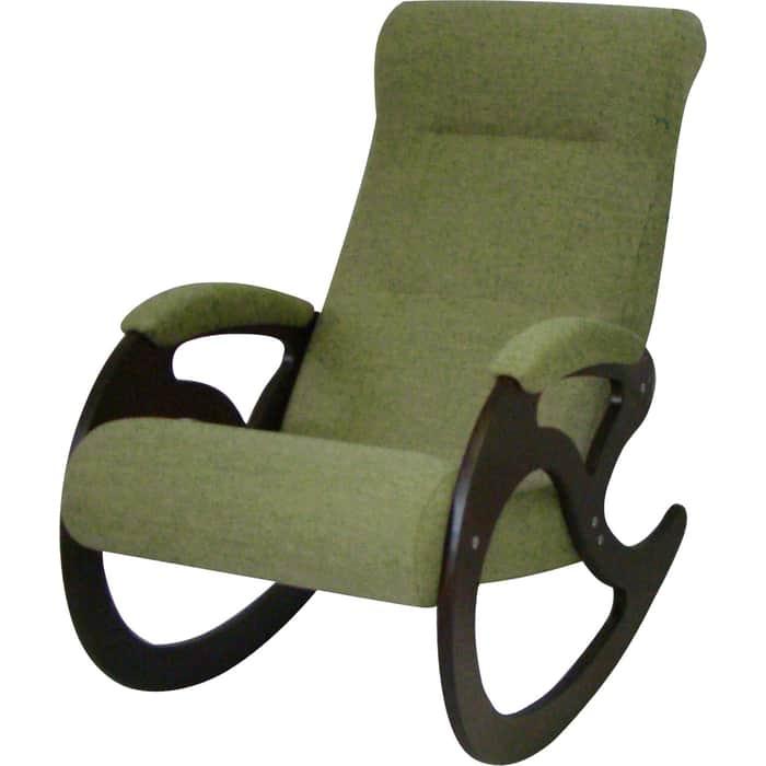 Кресло-качалка ТД Сириус Венера темный орех бинго 7