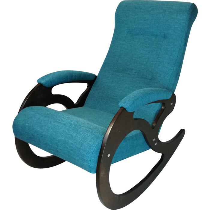 Кресло-качалка ТД Сириус Венера темный орех бинго 10