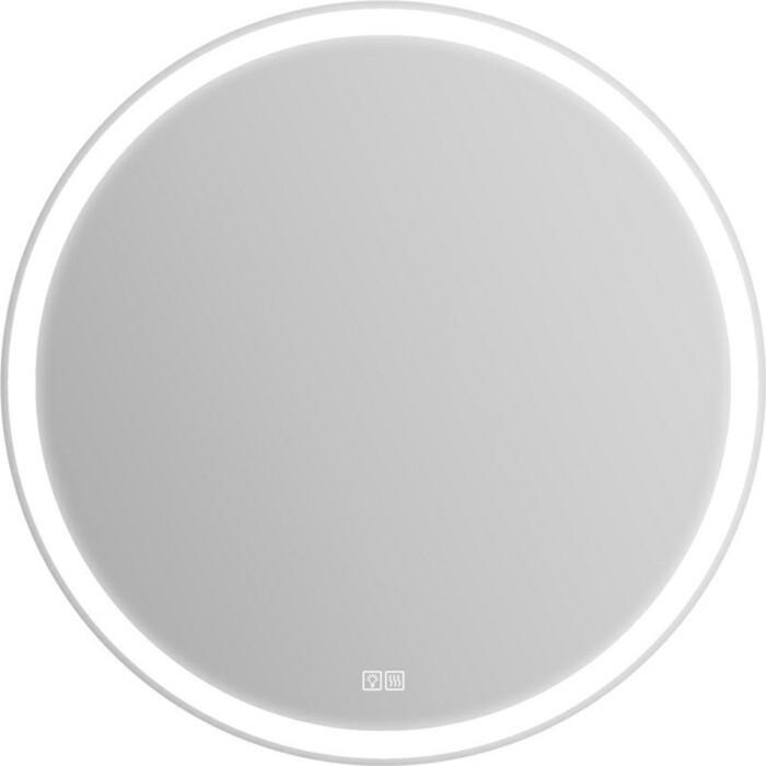Зеркало BelBagno 80 с подсветкой (SPC-RNG-800-LED-TCH-WARM)