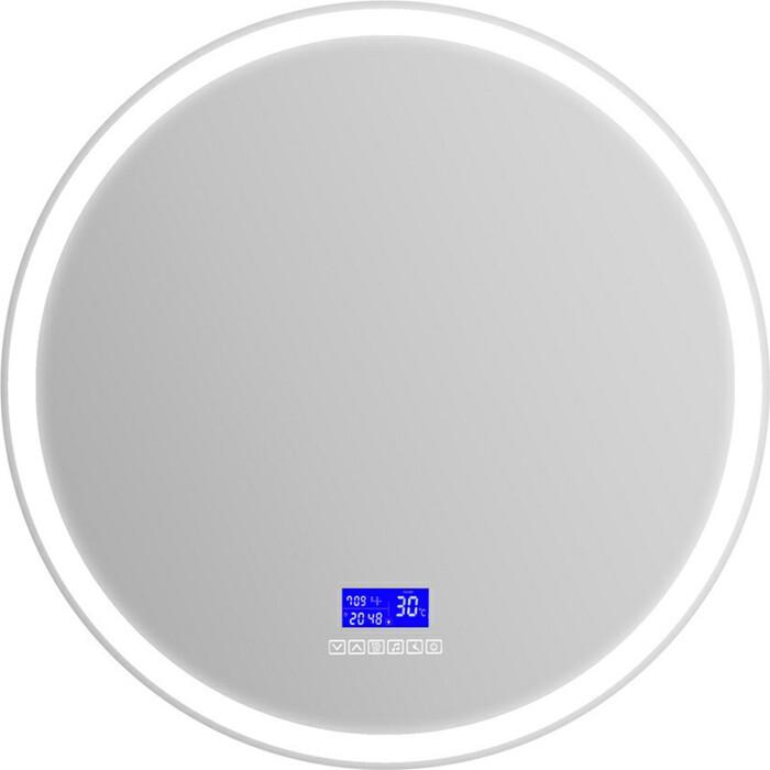 Зеркало BelBagno 80 с подсветкой (SPC-RNG-800-LED-TCH-RAD)