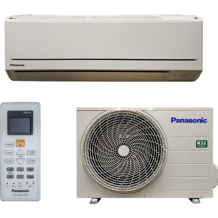 Инверторная сплит-система Panasonic CS/CU-PZ25WKD