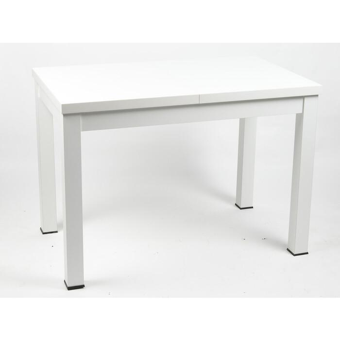 Фото - Стол раздвижной Wisti One белый матовый wisti журнальный стол ривер мореный черный