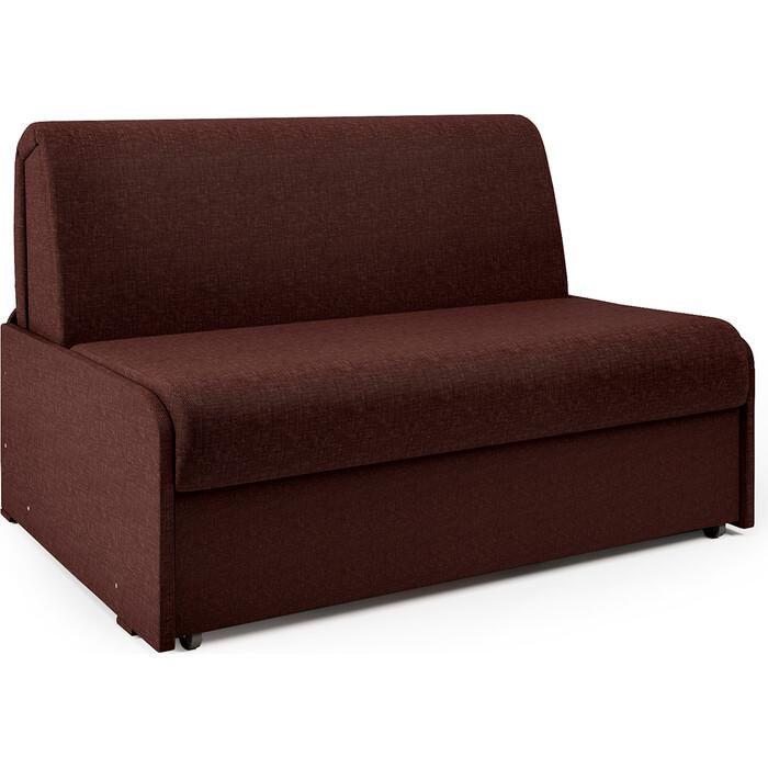 Диван-кровать Шарм-Дизайн Коломбо БП 100 шоколад недорого