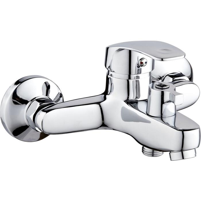 Смеситель для ванны РМС SL85 с душем, хром (SL85-009E)