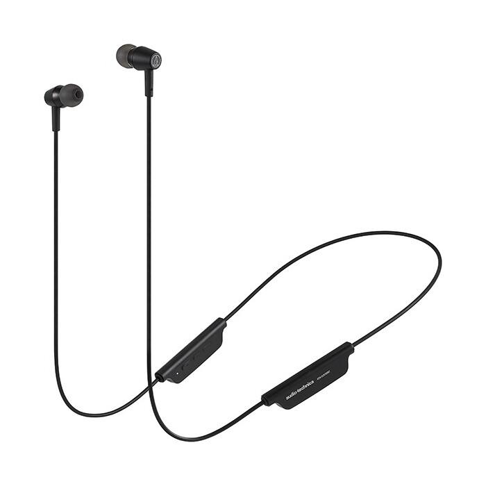 Наушники Audio-Technica ATH-CLR100BT black