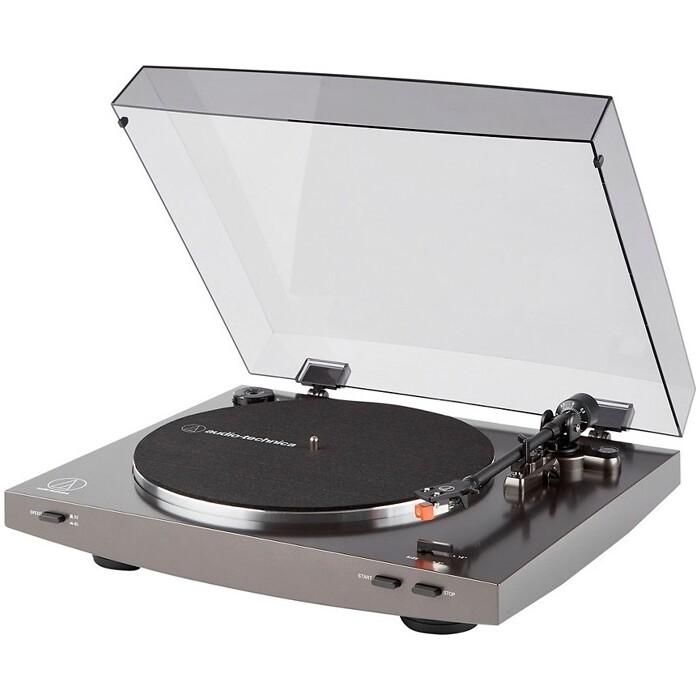 Фото - Виниловый проигрыватель Audio-Technica AT-LP2XGY виниловый проигрыватель audio technica at lpw50pb
